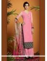 Classical Cotton Satin Designer Suit
