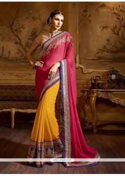 Entrancing Classic Designer Saree For Wedding