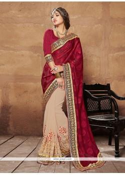 Lovely Designer Saree For Festival