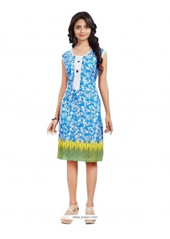 Awesome Cotton Casual Kurti