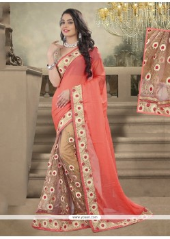 Remarkable Net Designer Saree