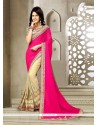 Refreshing Embroidered Work Classic Saree