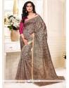 Pleasance Silk Multi Colour Casual Saree