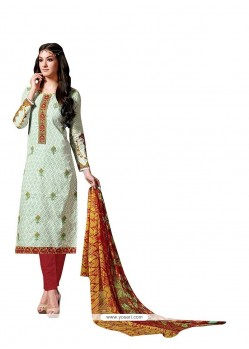 Picturesque Fancy Fabric Multi Colour Pant Style Suit