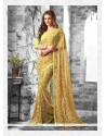 Luxurious Georgette Multi Colour Casual Saree