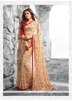 Ethnic Multi Colour Casual Saree