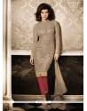 Priyanka Chopra Resham Work Churidar Designer Suit
