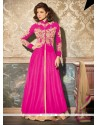 Priyanka Chopra Embroidered Work Anarkali Salwar Kameez