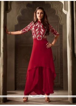 Divine Georgette Punjabi Suit