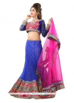 Latest Patch Border Work Designer Lehenga Choli