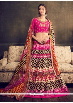 Imposing Designer Lehenga Choli For Sangeet