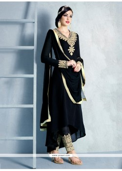 Innovative Resham Work Pant Style Suit