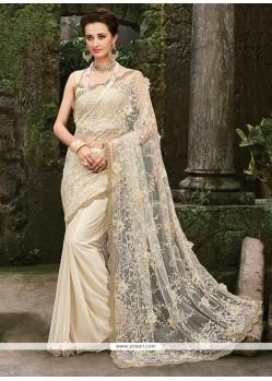 Incredible Net Classic Designer Saree