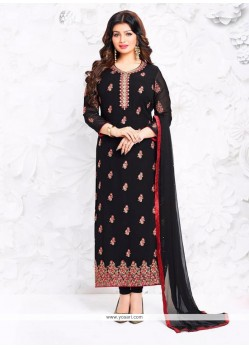 Ayesha Takia Lace Work Churidar Designer Suit