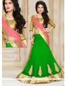 Wonderous A Line Lehenga Choli For Wedding