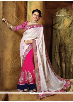 Orphic Embroidered Work Classic Designer Saree