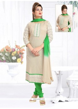 Savory Embroidered Work Readymade Suit