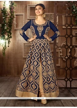 Enticing Resham Work Designer Salwar Suit