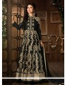 Modernistic Embroidered Work Anarkali Salwar Kameez