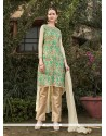 Ideal Resham Work Pant Style Suit