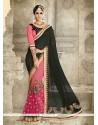 Radiant Embroidered Work Designer Saree