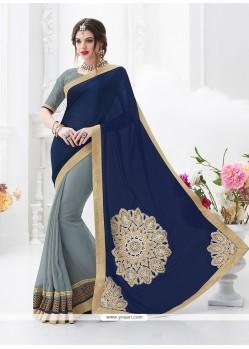 Beauteous Satin Classic Saree