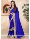 Energetic Net Casual Saree