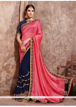Ideal Georgette Designer Saree