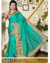Praiseworthy Print Work Casual Saree