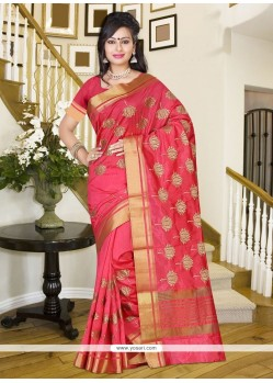 Mystic Silk Casual Saree