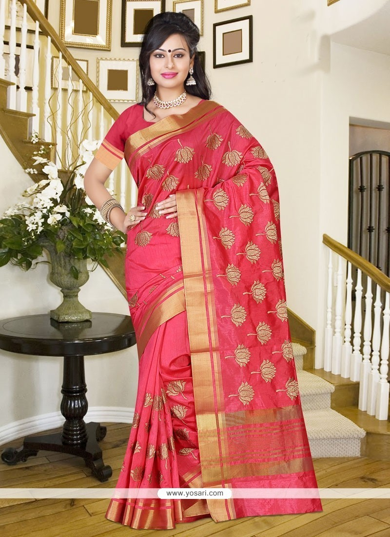 Mystic Silk Casual Saree