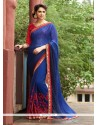 Tiptop Designer Saree For Wedding