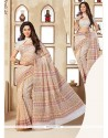 Delectable Cotton Casual Saree