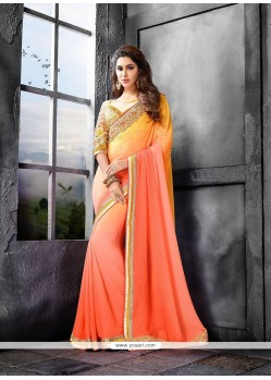 Haute Designer Saree For Ceremonial