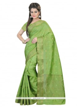 Thrilling Art Silk Classic Saree