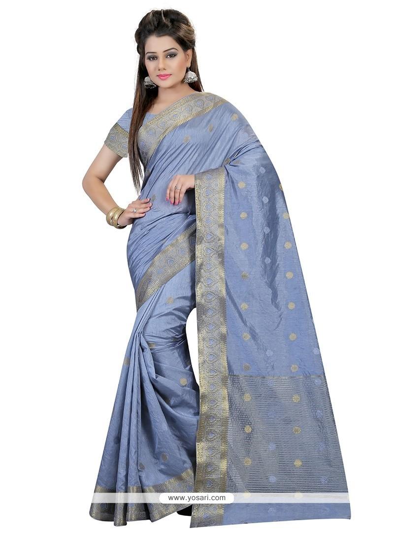 Beauteous Art Silk Designer Saree