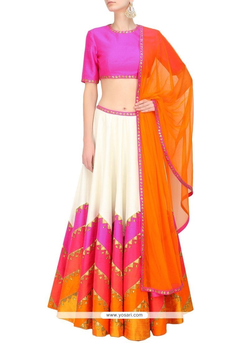 Elite A Line Lehenga Choli For Wedding