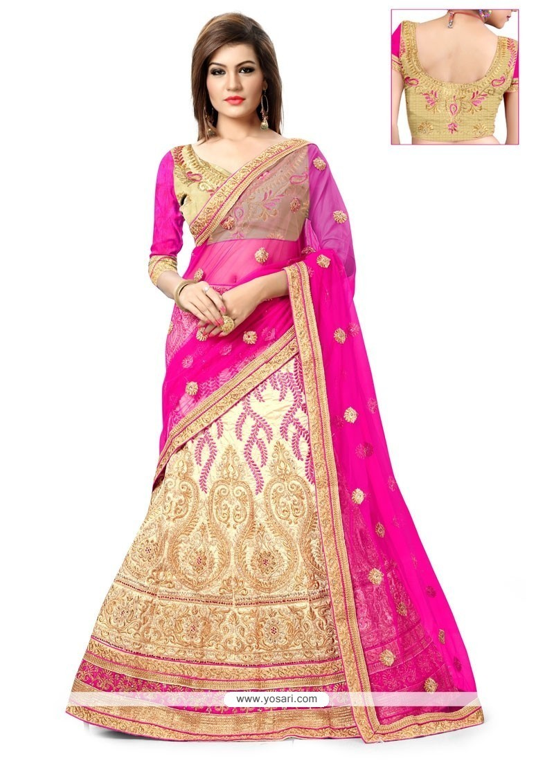 Phenomenal Art Silk A Line Lehenga Choli