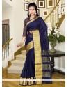 Refreshing Silk Trendy Saree