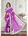 Praiseworthy Classic Designer Saree For Wedding