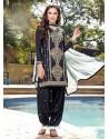 Sightly Cotton Designer Patiala Salwar Kameez