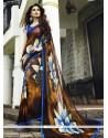 Resplendent Designer Saree For Festival