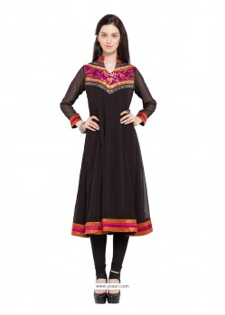 Incredible Georgette Designer Kurti