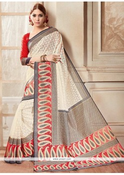 Dashing Silk Casual Saree