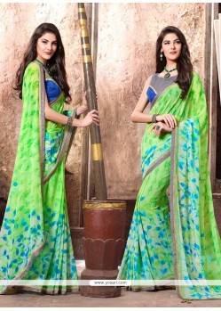 Classical Multi Colour Casual Saree
