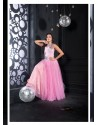 Pink Party wear Gown