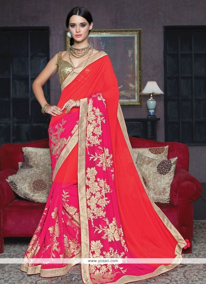 Stylish Classic Designer Saree For Party