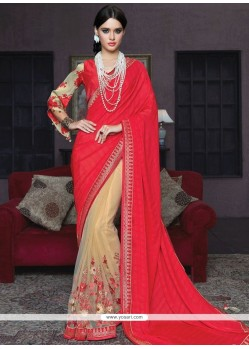 Preferable Net Classic Designer Saree