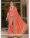Remarkable Silk Designer Saree