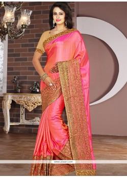 Ravishing Silk Designer Saree